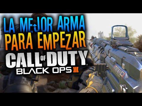 ¡EL MEJOR ARMA DE BLACK OPS 3 PARA EMPEZAR A JUGAR! - BLACK OPS 3 MULTIPLAYER BETA