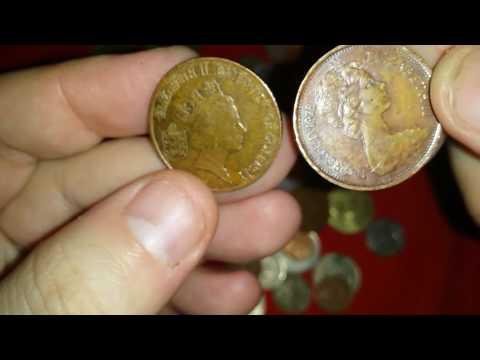 Следующий мешочек начинающего коллекционера монет