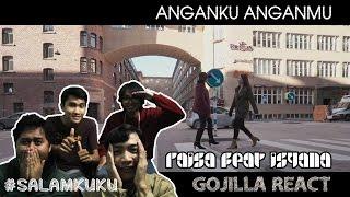 Raisa Feat Isyana Anganku Anganmu Mv Reaction