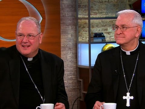 Cardinal Dolan and Archbishop Kurtz on Pope Francis' first year