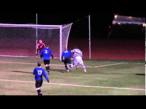 Josh Wood's Goal Against Franklin & Marshall