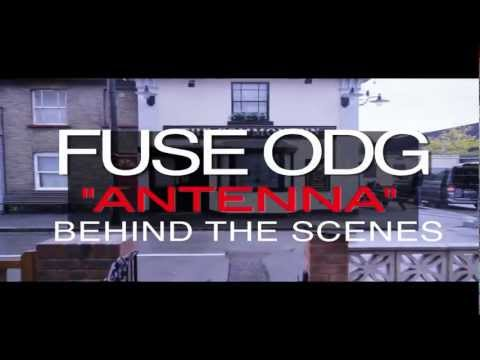 Behind The Scenes Of Fuse Odg - Antenna - Directed By Mr Moe Musa video