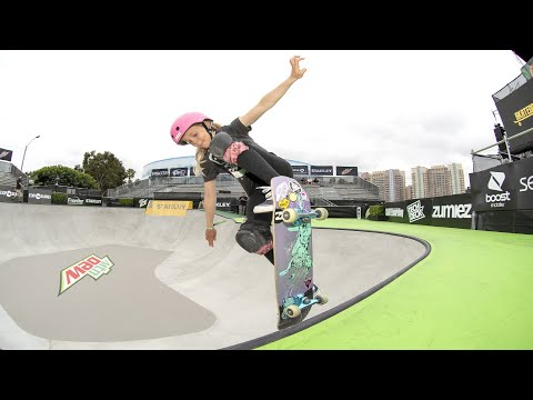 G.W.R. Drop Hammers in the Park at Dew Tour Long Beach 2018 | Recap Video