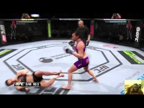 UFC - UFC Knockouts 2014 - FIGHT OF THE NIGHT - UFC Fights 2014 | Ea Sports UFC Image 1