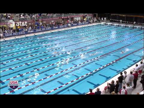 Women's 200m Freestyle A Final   2012 Columbus Grand Prix