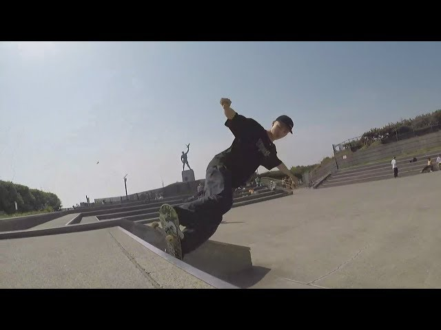 Skateboard 4/22 KIRIME Skate Team│Gravity Channel