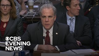 Justice Department inspector general testifies about report on the Russia investigation