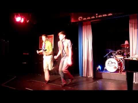 Joe Moeller & Leeds Hill - Moses Supposes at CCM 2011 Spotlight Cabaret