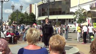 Шикарный русский шлягер! Buskers! Street! Music! Song!