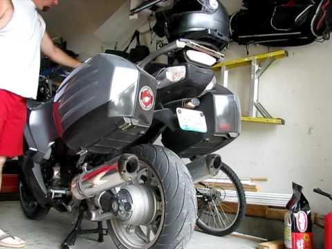 Kawasaki Concours Dual Exhaust