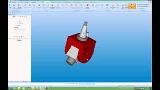 Alphacam 2015 R1 - Tool Holders & Aggregates