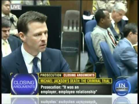 Conrad Murray Trial.. Prosecution's Closing Arguments.. (Part 1) November 3rd, 2011