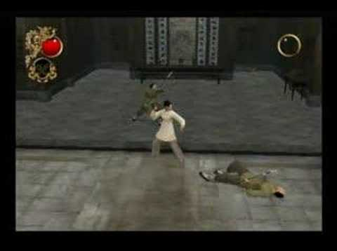 Crouching Tiger Hidden Dragon Jen Scene 4 Part 2