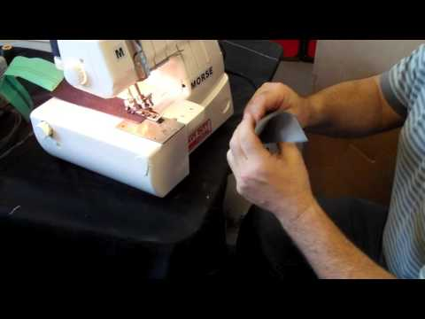 HEAVY DUTY INDUSTRIAL STRENGTH COVERSTITCH SEWING MACHINE COVER STITCH