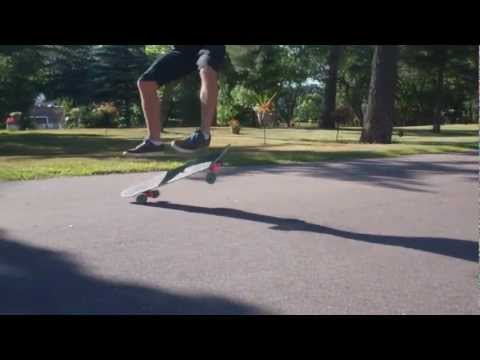 Earthwing & Sector 9 - The Longboard Skateboard