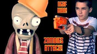 download lagu Nerf War: Zombie Attack In The House - Part gratis