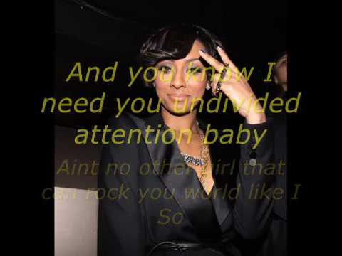 Keri Hilson Slow Dance Lyrics video