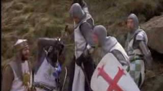 Watch Monty Python A Foultempered Rabbit video