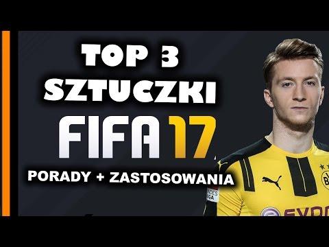 FIFA 17 - TOP 3 Sztuczki + Porady I Zastosowania | Poradnik