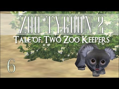 Zoo Tycoon 2 Collab! Tale of Two Zoo Keepers - Episode #6