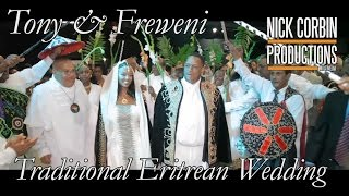 Traditional Eritrean Wedding Entrance - Cinematic Wedding Films by Nick Corbin Productions
