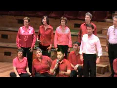 Brisbane Lesbian and Gay Pride Choir - Out and Loud