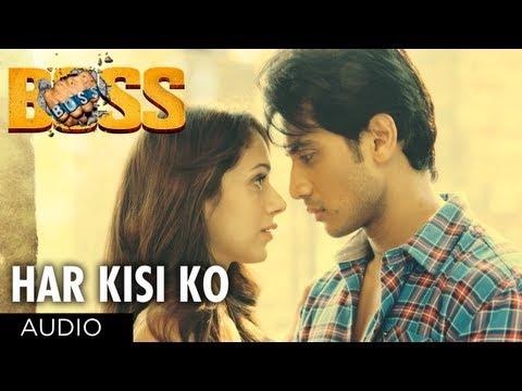Har Kisi Ko Nahi Milta Yahan Pyaar Zindagi Mein Boss Movie 2013...