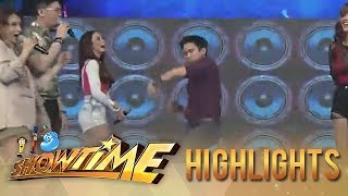 "It's Showtime: Sam Milby takes on the ""Taga Saan Ka"" challenge"