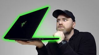 Unboxing The World's Thinnest Gaming Laptop...