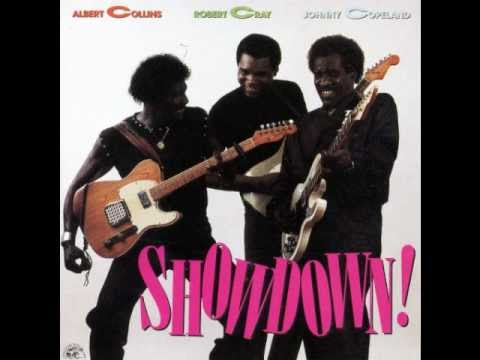 She's Into Something-Robert Cray, Albert Collins,&Johnny Copeland