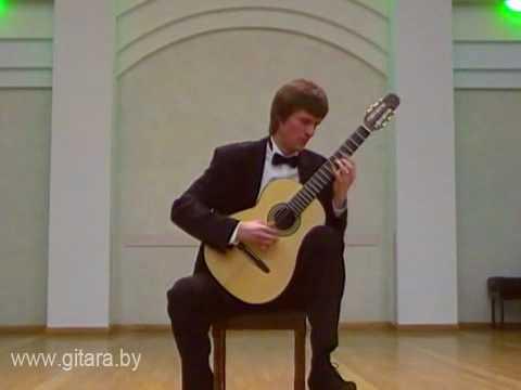 Johann Kaspar Mertz - Tarantella (performed by Pavel Kukhta)