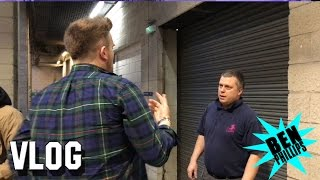Ben Phillips | Picked a fight with the wrong guy!