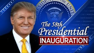 LIVE: Donald Trump Inauguration - FULL COVERAGE of 58th Presidential Inauguration Events (1/20/17)