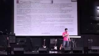 IAMREVproject | Presentazione Progetto