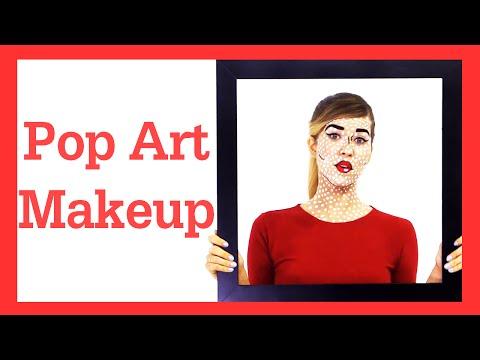 Pop Art Makeup with Meghan #17Daily
