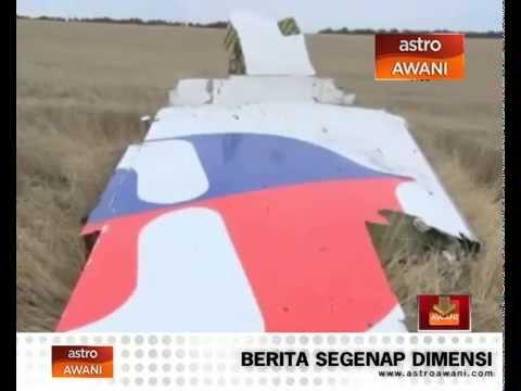 PM sambut baik laporan awal tragedi MH17