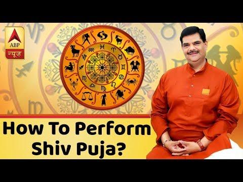 How To Perform Shiv Puja   Guruji With Pawan Sinha   ABP News