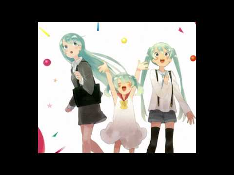 05. 愛言葉 (Ai Kotoba) (i-dep 2467 Remix) Feat. Hatsune Miku [HD 1080P]