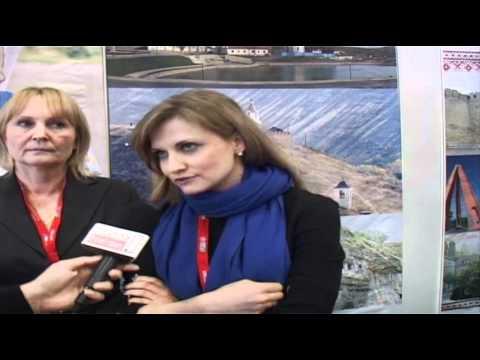 Alla Drachiova, Manager Tourism Development Amadeus Travel @ ITB Berlin 2012