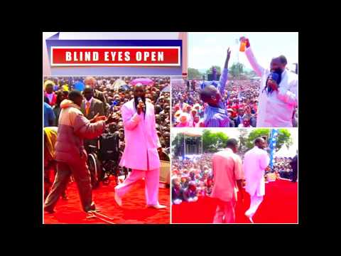 GRAND MEGA ELDORET NATIONAL REVIVAL & THANKSGIVING MEETING - PROPHET DR. OWUOR
