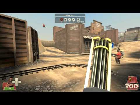 TF2 - mvm Part 4 com clan e amiga