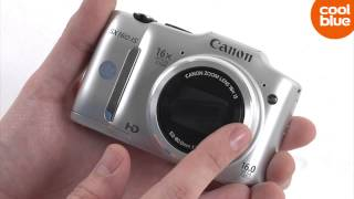 Canon Powershot SX160 IS review en unboxing (NL/BE)