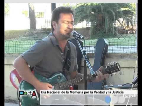 PostA – Museo de la ciudad – Memoria por la Verdad y la Justicia – Hernán Juncos