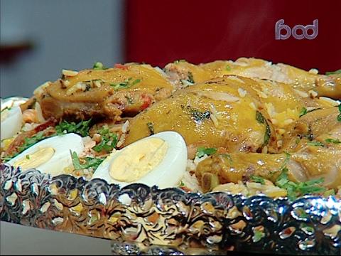 ارز البرياني - برياني اللحم -برياني الدجاج - برياني الخضروات #سنه_اولي_طبخ #فوود