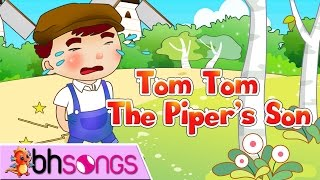 Tom, Tom, The Piper