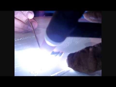 body panel welding -Tig Slicon bronze ,