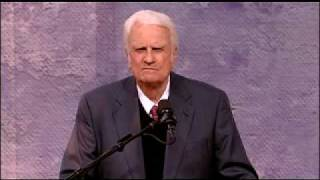 Billy Graham Preaching at Camden Yards in Baltimore, MD July 7, 2006 (His Final Public Sermon)