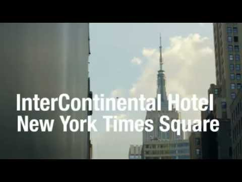 Calgary Travel | InterContinental New York Times Square | TravelHawk