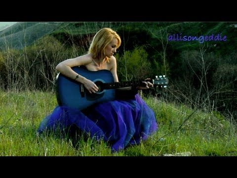 "Allison Geddie - ""Leave With Me"" Official Music Video"