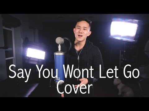 Say You Won't Let Go - James Arthur | Jason Chen Cover